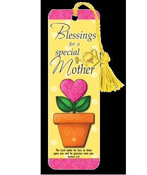 Blessings for a Special Mother - Bookmark (2013 Design)