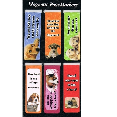 Magnetic Pagemarkers